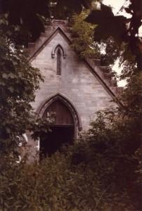 The Keith Family Mausoleum - 1984