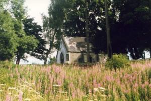 Keith Family Mausoleum - 1989