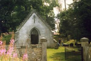 Overton Cemetery - July 1989